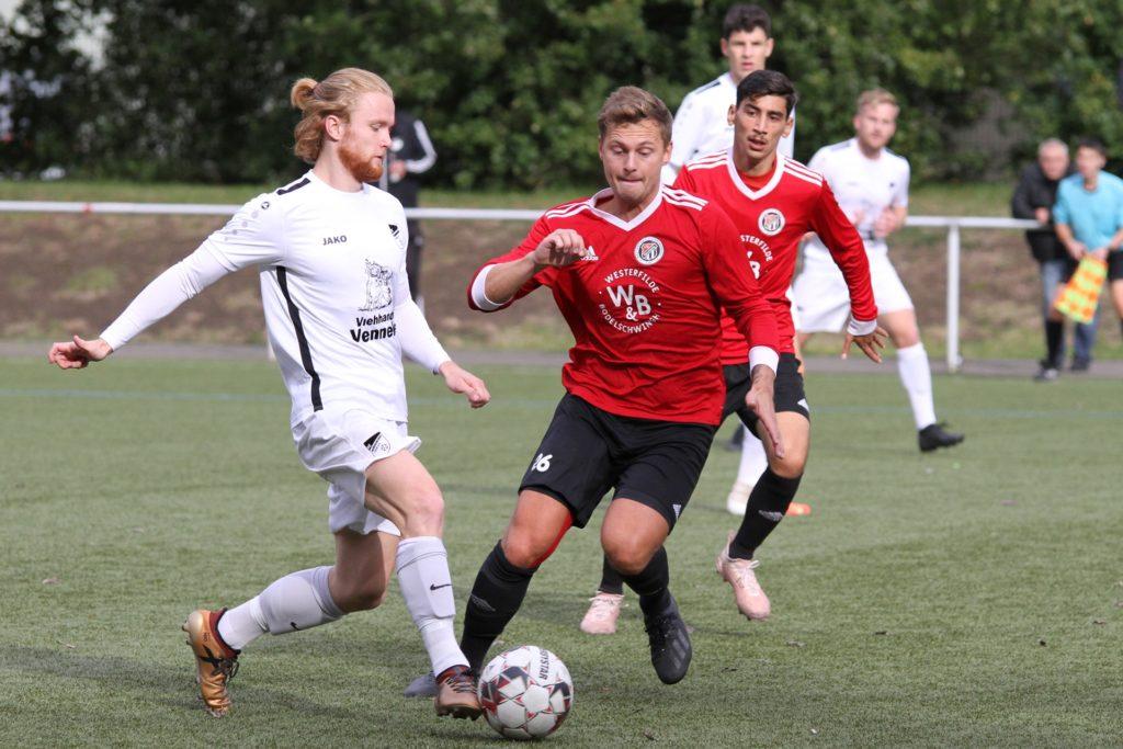 Lars Rustige (l.) kann den Saisonstart kaum abwarten.