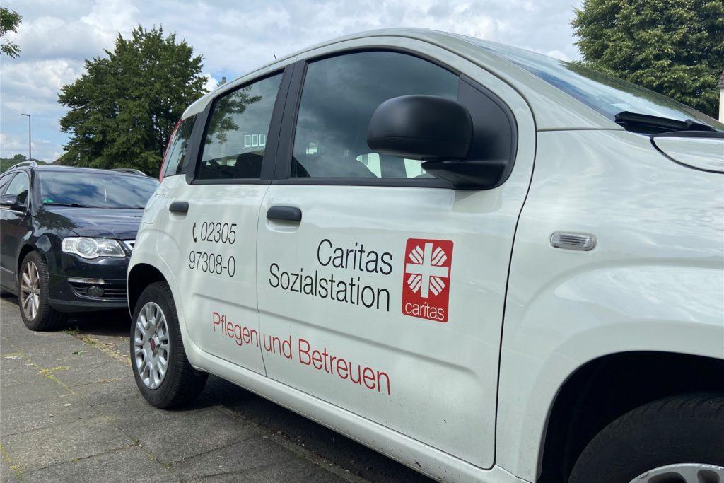 90 Prozent der Mitarbeiter bei der Caritas Pflegen und Betreuen in Castrop-Rauxel sind gegen Corona geimpft.