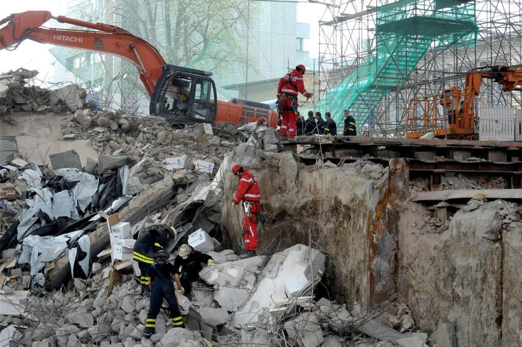 Am 3. März 2009 war das Stadtarchiv in Köln eingestürzt. Zwei Menschen starben bei dem Unglück.
