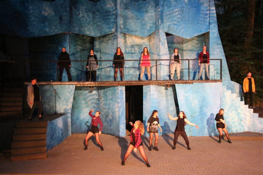 Trotz aller Tiefschläge wollen die Mitglieder der Naturbühne in diesem Jahr ihre erfolgreiche Musical-Gala wieder aufführen.