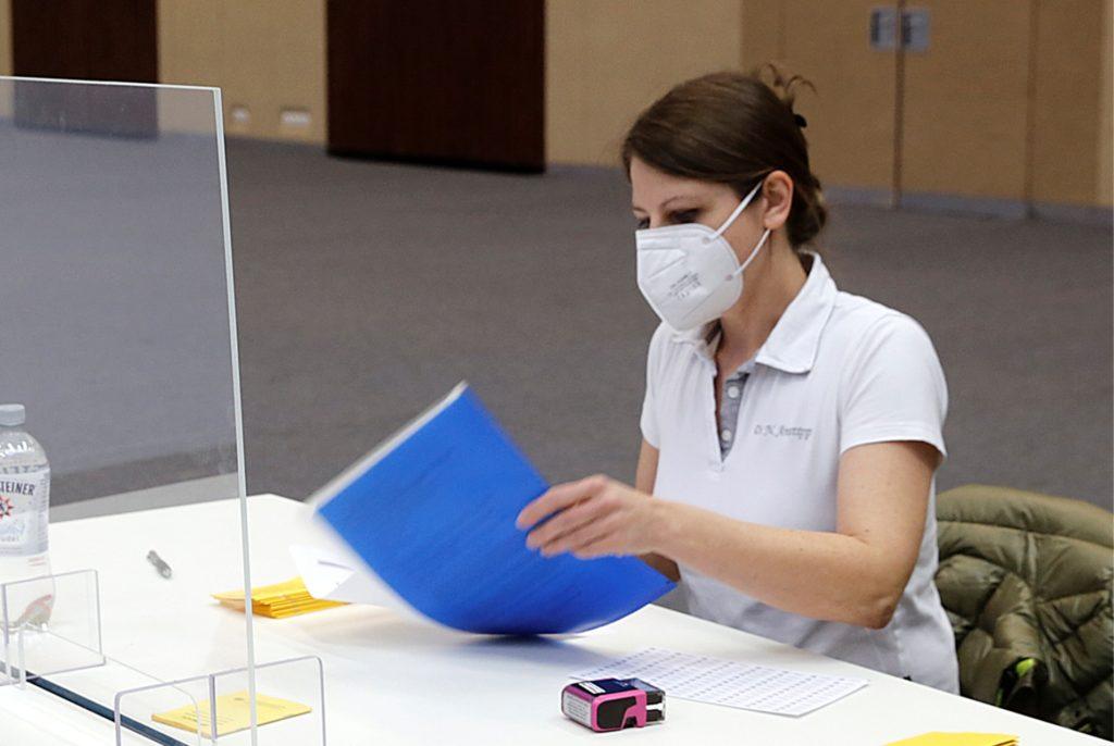 Dr. Nadine Anstipp rät zur Impfung.