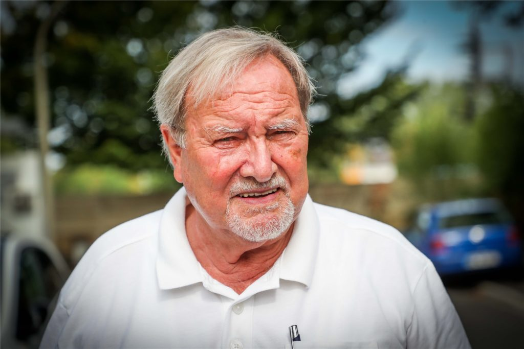 Der Martener Manfred Rippa macht sich für Impfaktionen in den Stadtteilen stark.