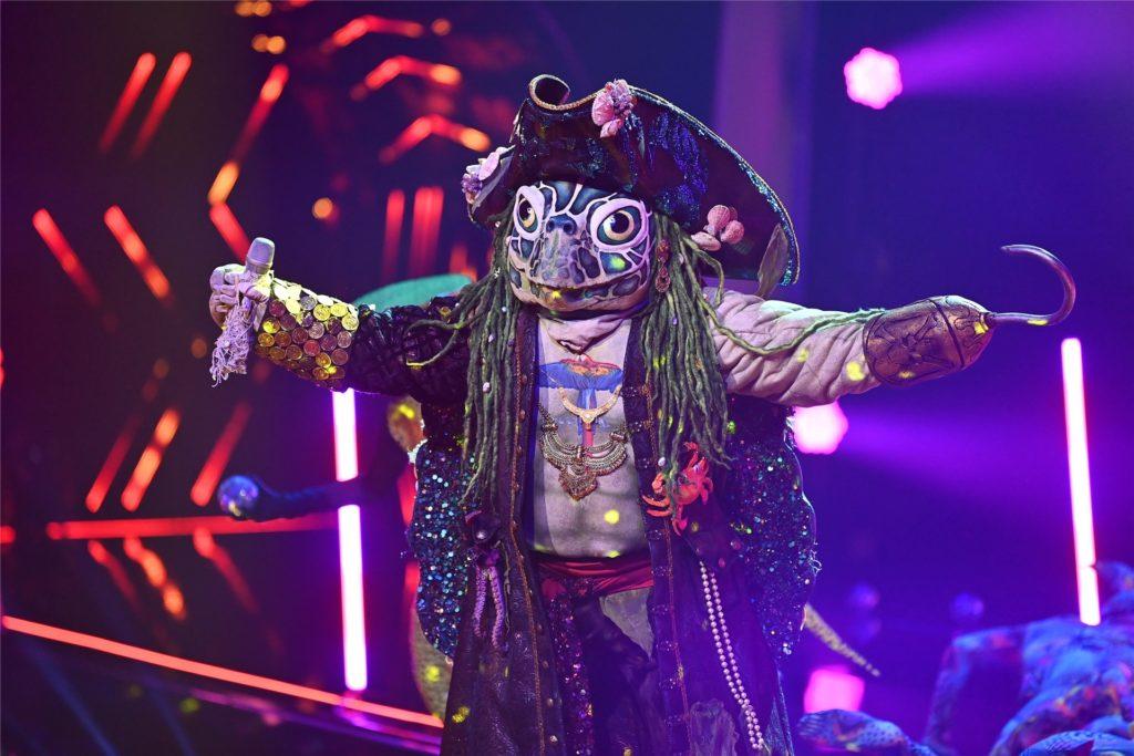 """Im Herbst gibt es die fünfte Staffel von """"The masked singer""""."""