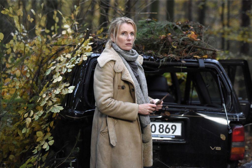 Maria Furtwängler spielt im Tatort die Ermittlerin Charlotte Lindholm. In ihrem neuen Fall trifft sie auch auf Udo Lindenberg.
