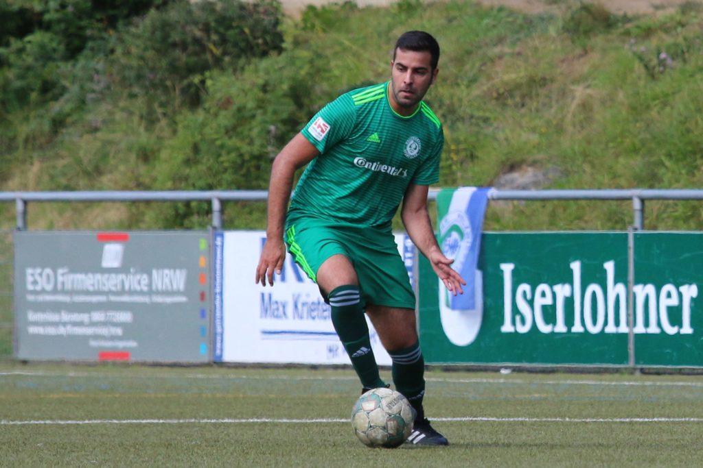 Mohamed Yarhdi läuft ab sofort für den Lüner SV in der Westfalenliga auf.