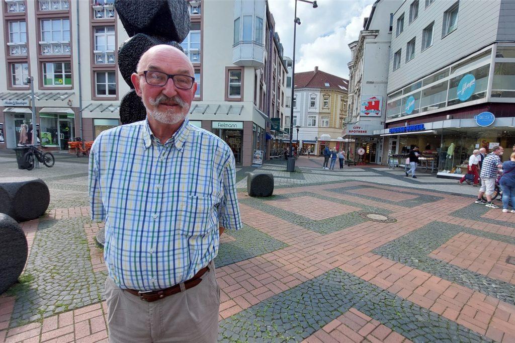 Michael Muth kennt schlechte Straßen auch aus Dortmund.