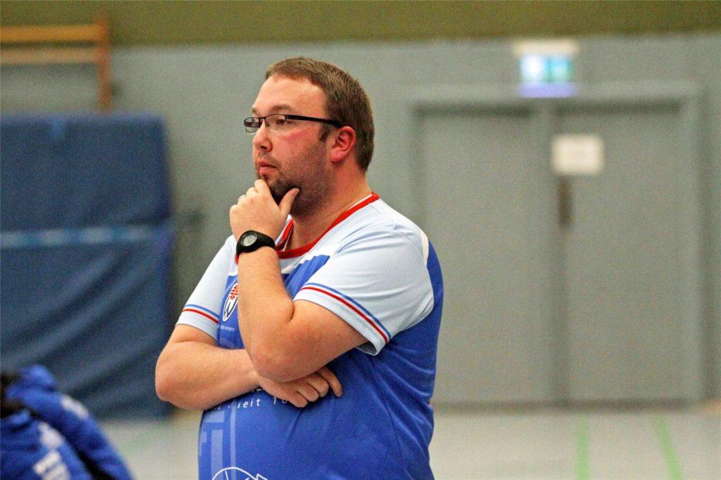 Fabian Schwenk unterstützt den TV Werne.