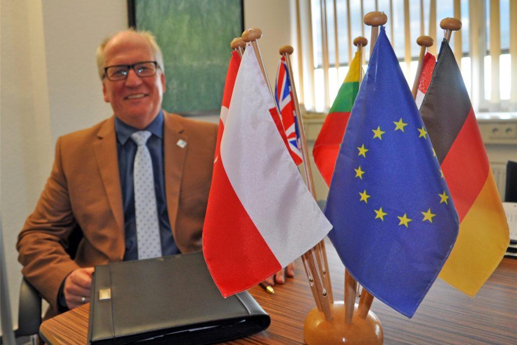 Kulturdezernent Horst Müller-Baß wird demnächst ein Gespräch mit Dieter Wagner und den zuständigen Fachbereichsleitern führen.