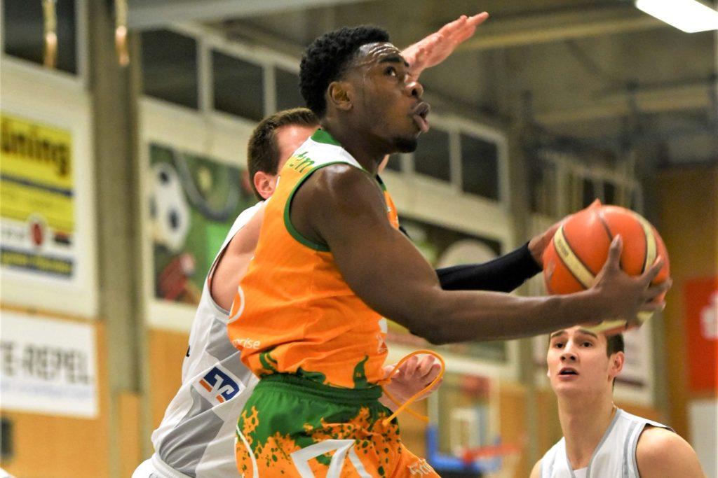 Mike Nwabuzor, BG Dorsten