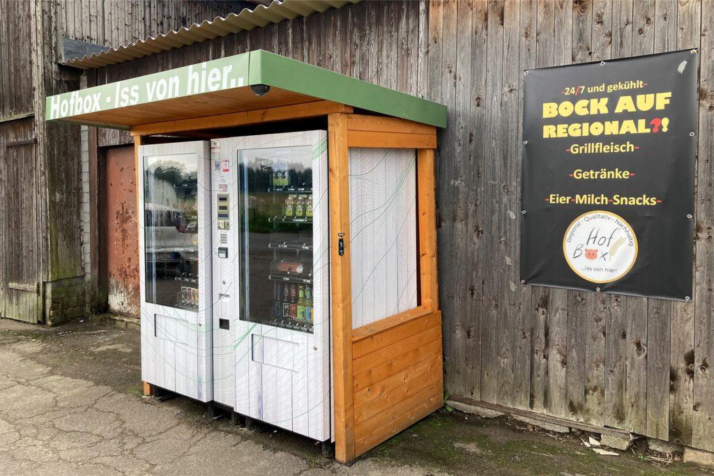 Eine neue Hofbox gibt es am Ternscher See in Selm. Die genaue Adresse lautet: Strandweg 3.