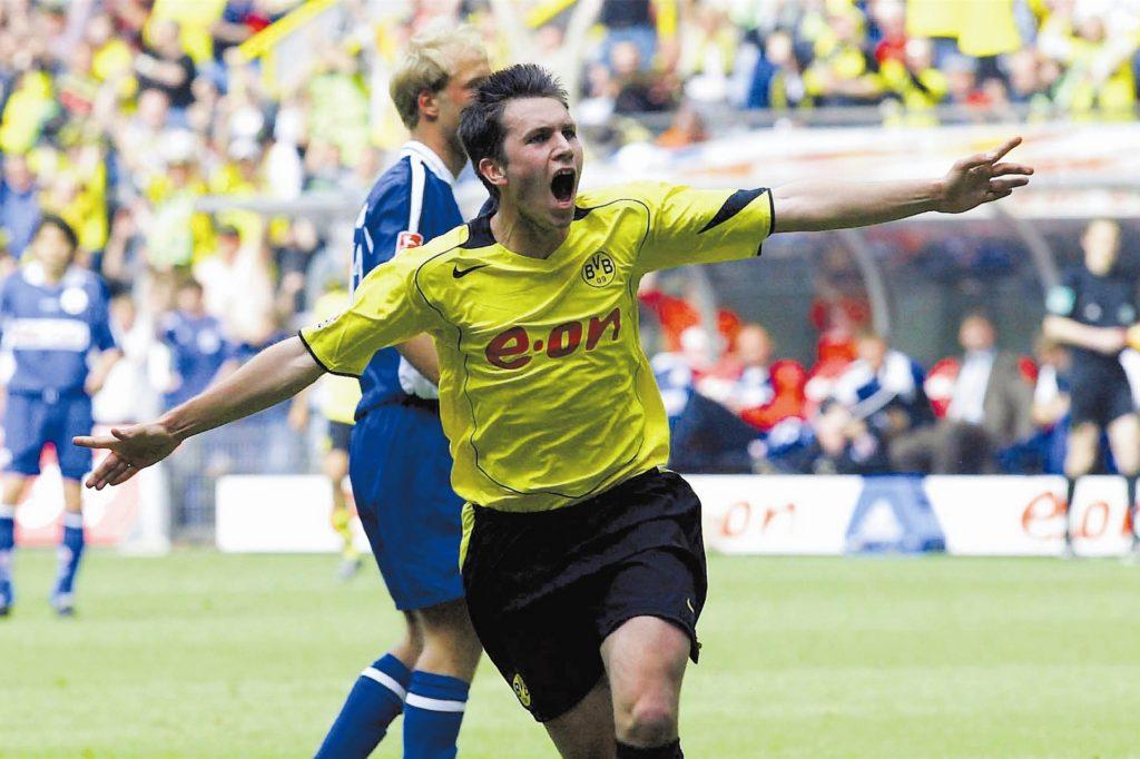 Sein erstes Bundesliga-Tor erzielte Marc Kruska am abschließenden Spieltag der Saison 2004/05 beim 2:1 gegen Hansa Rostock.