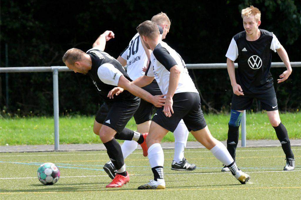 Vor knapp zwei Wochen testete der SV Preußen gegen die zweite Mannschaft des VfB und gewann mit 3:1.