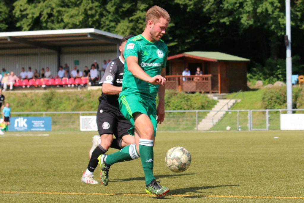 Henri Böcker kehrt zurück in den HSC-Kader.