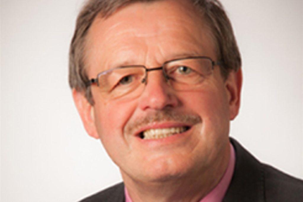 Otger Harks, Fraktionsvorsitzender der SPD im Stadtlohner Rat