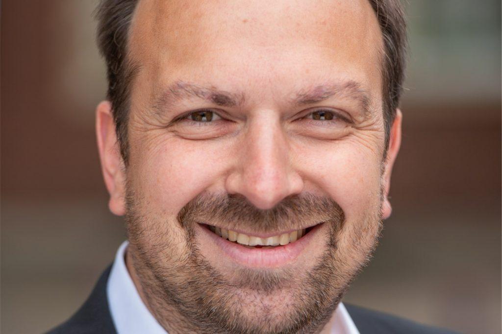 Dr. Markus Könning, CDU-Fraktionsvorsitzender und Vorsitzender des CDU-Stadtverbandes