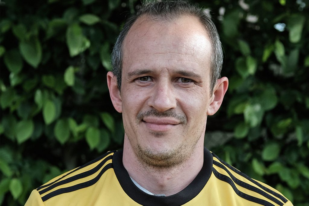 Artur Fell, SV Dorsten-Hardt