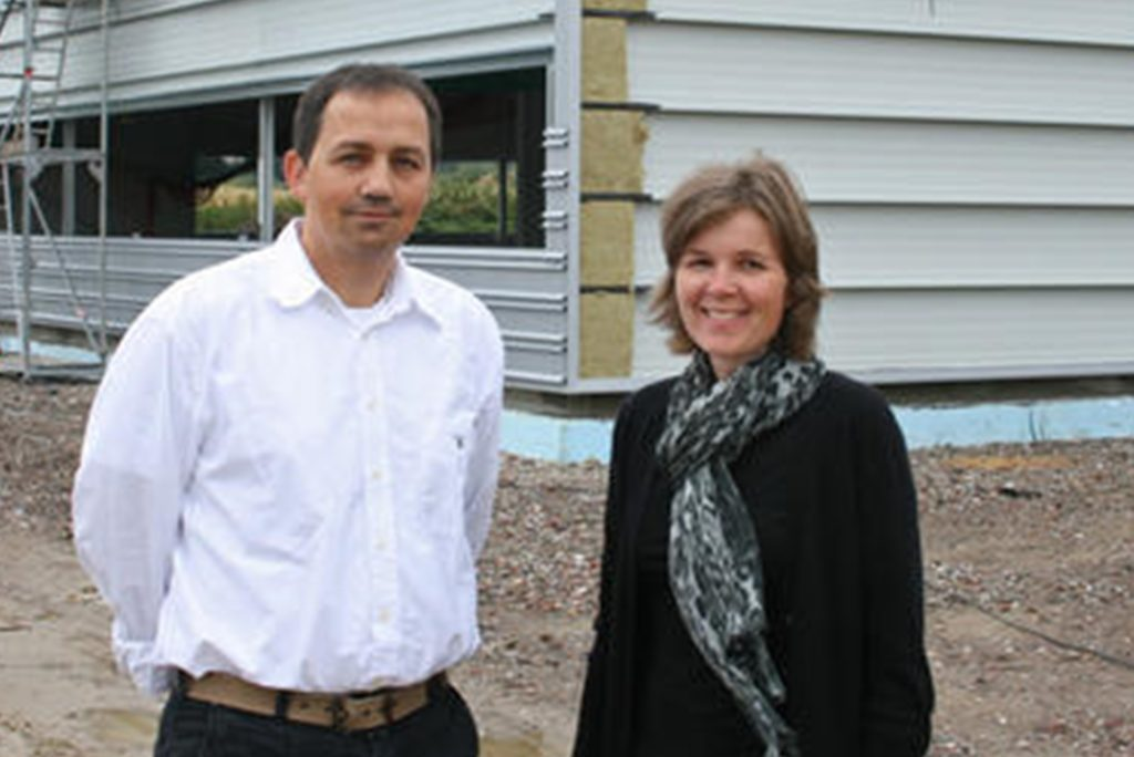 Auch das Unternehmerpaar Christiane und Wigand Sauer von der Pettrup GmbH mit Sitz in Olfen. Das Unternehme betreibt 15 Schuhgeschäfte in der Region, auch das SchuhHouse in Lünen.