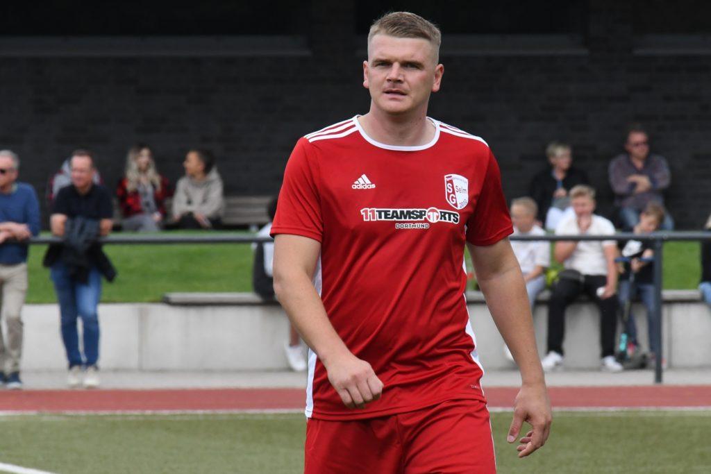 Alexander Schwegler wird der SG Selm im Pokalspiel gegen den SV Drensteinfurt wohl fehlen.
