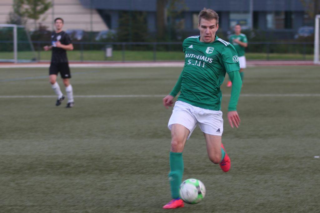 Fabian Konietzni und die SG Selm stehen in der nächsten Pokalrunde.
