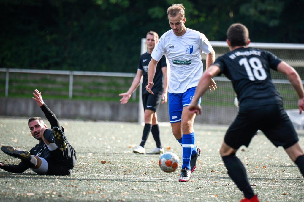 Der VfL Schwerte fand nur wenige Lösungen gegen einen beherzten BV Brambauer. Und wenn, zeigten sich die Gäste zu inkonsequent im Abschluss.