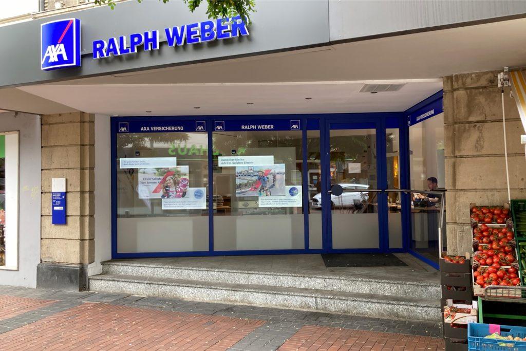 In dem Ladenlokal an der Münsterstraße, in dem Helmuth Breitfeld und später sein Sohn ihr Uhrmacher-Geschäft führten, ist seit einiger Zeit eine Versicherung heimisch.