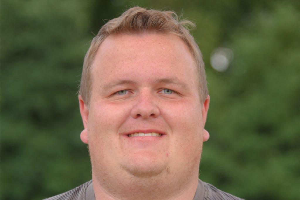 Maximilian Sonneborn ist neuer Cheftrainer des Fußball-A-Kreisligisten Holzpfosten Schwerte.