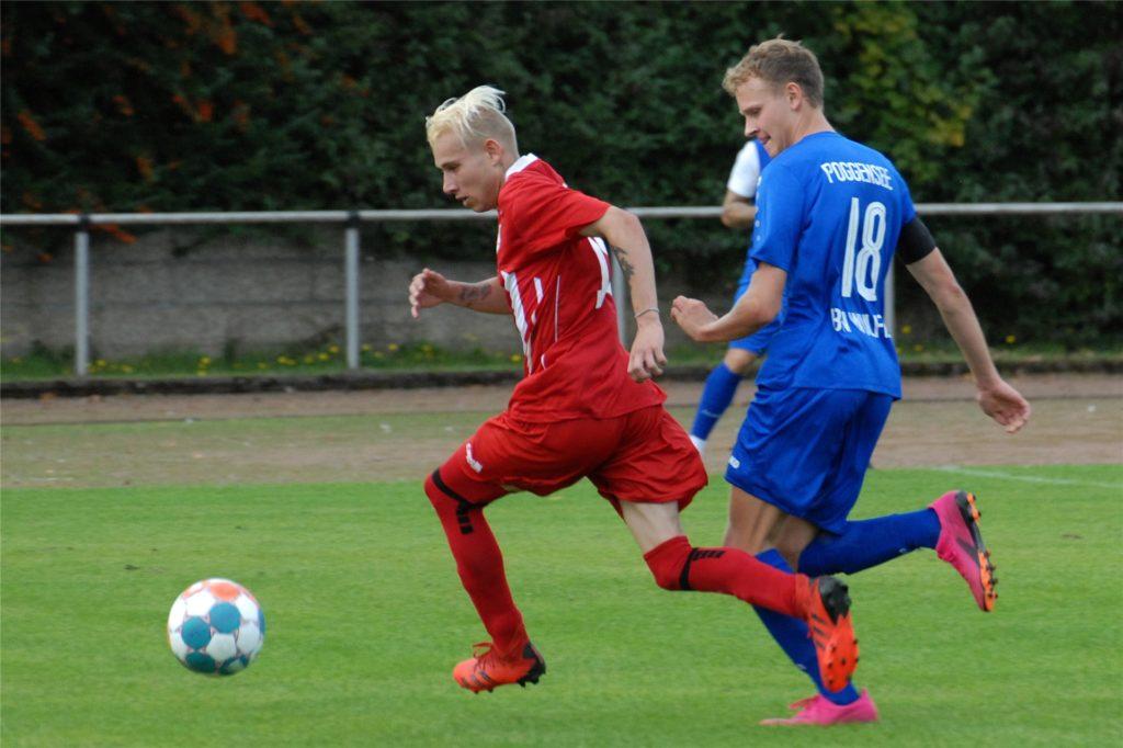 BW Wulfen - FC RW Dorsten