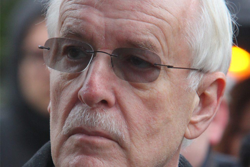 """Ex-Bürgermeister Manfred Sauer kritisiert, die CDU habe einen """"schmerzhaften Tritt in Richtung Bedeutungslosigkeit erhalten""""."""