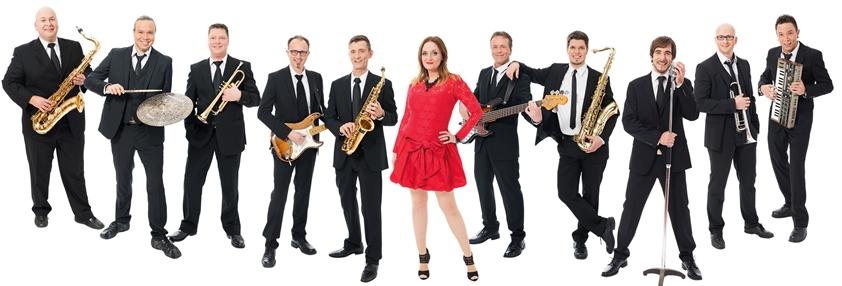 Das Free Steps Orchestra eröffnet das Party-im-Park-Wochenende am Freitag, 29. Oktober, mit einer exklusiven Gala im Losbergpark.