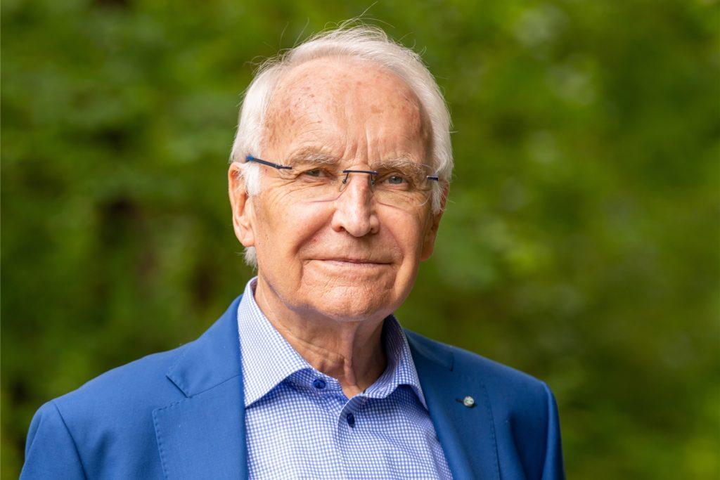 Der ehemalige bayerische Ministerpräsident Edmund Stoiber (CSU).